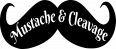 Mustache and Cleavage band website